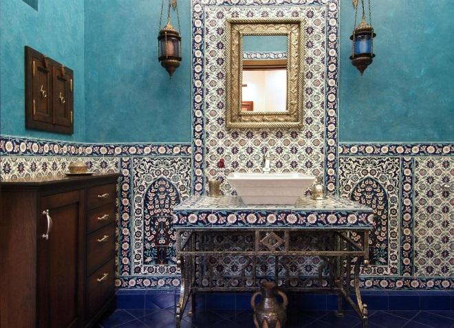 Восточный стиль в домашнем интерьере