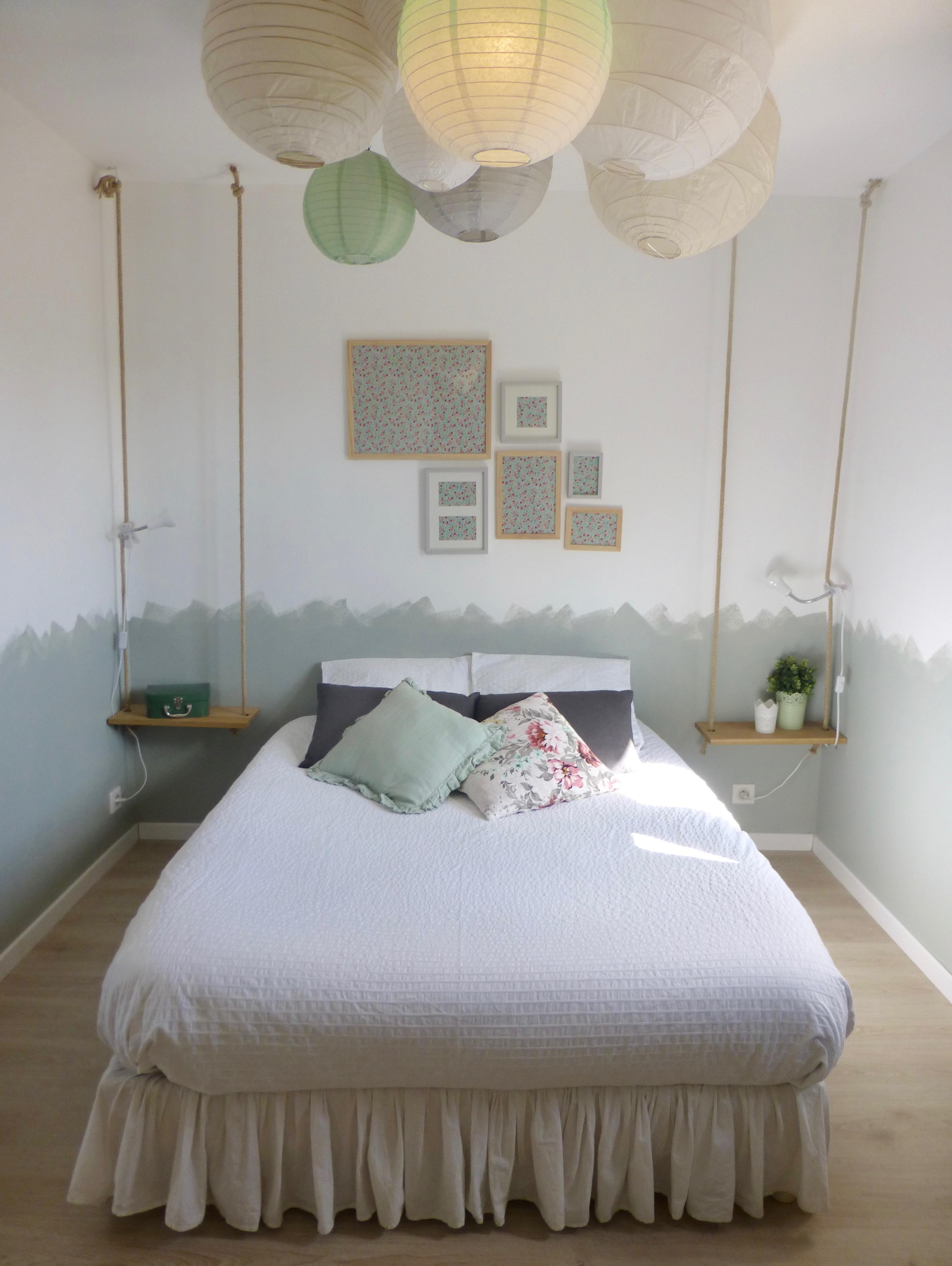 Дизайн спальни 18 кв м современный
