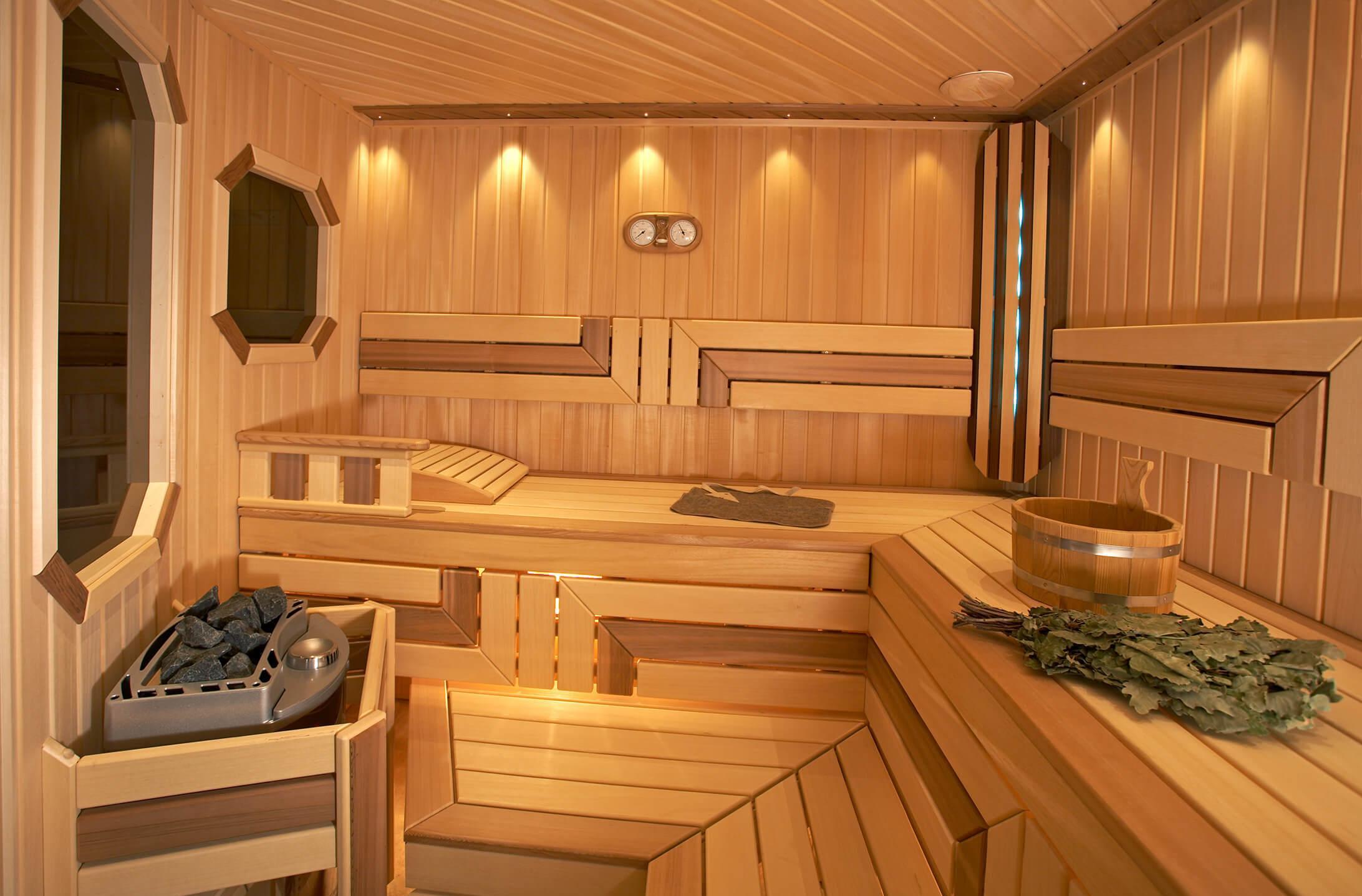 Мебель для сауны