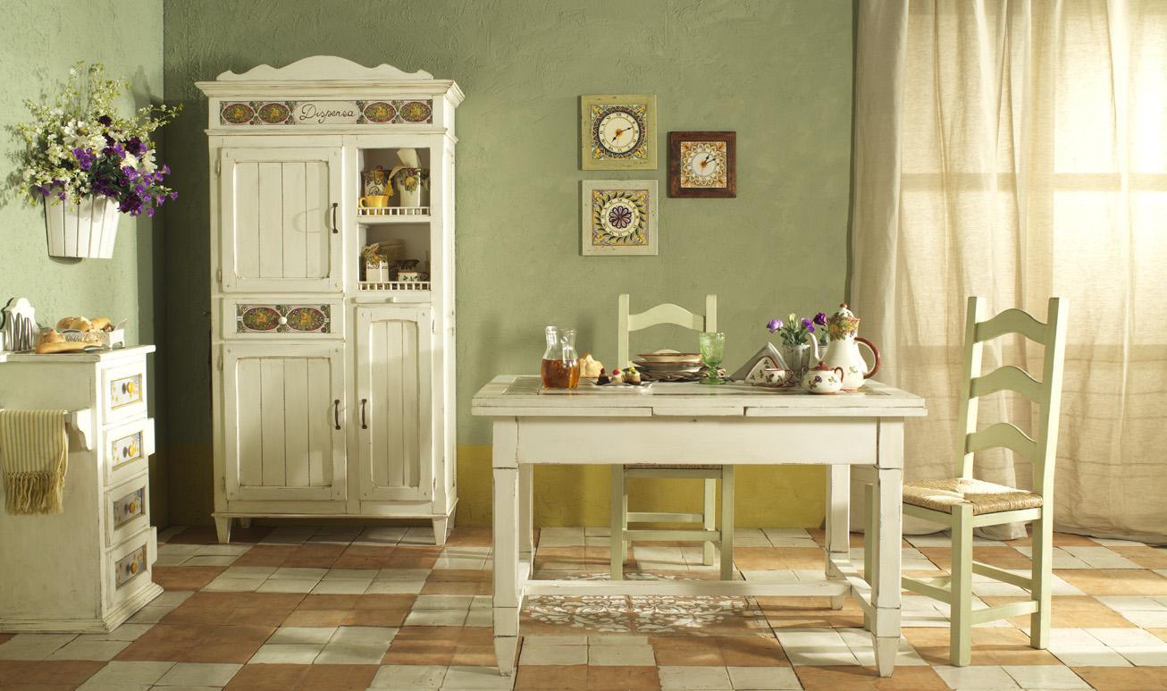 Простой деревенский итальянский стиль кухни