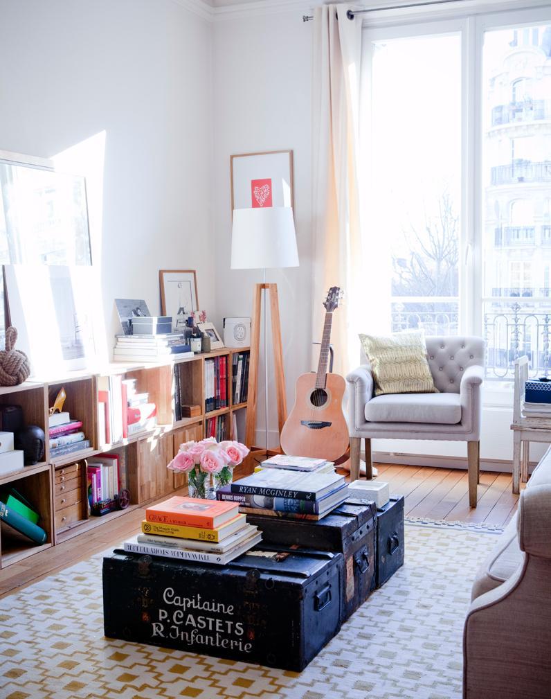 Обстановка и интерьер однокомнатной квартиры