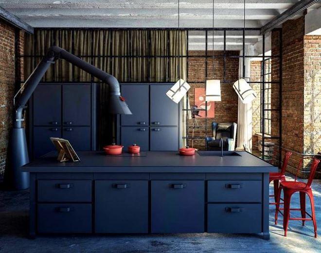 Адаптированная промышленная мебель