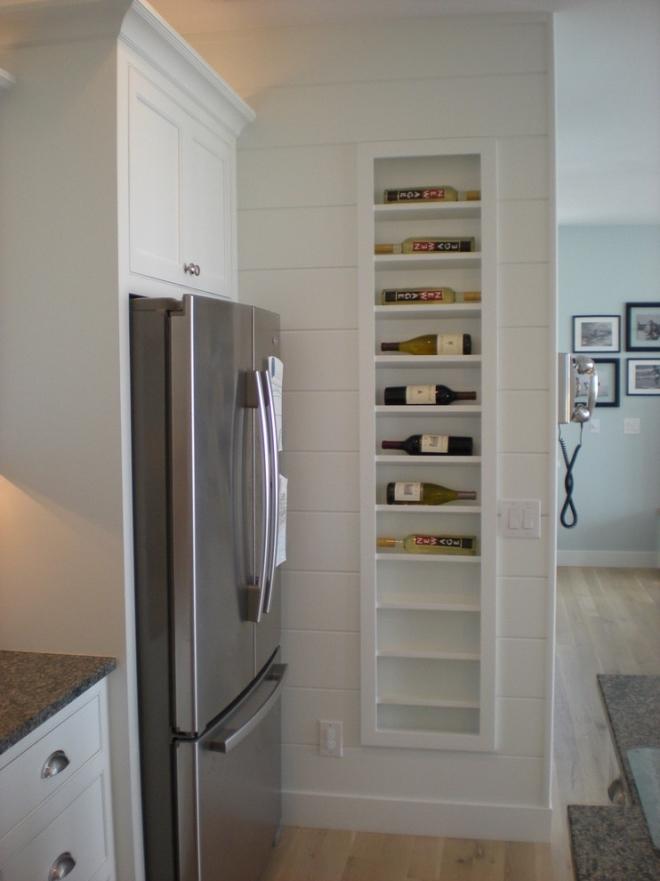 Как оформить нишу на кухне: практичные советы для красивых решений