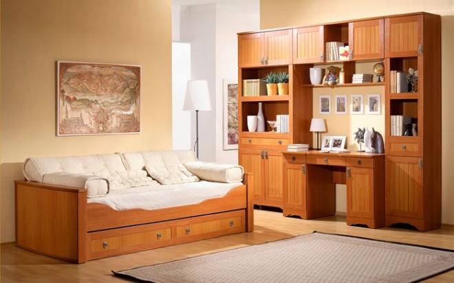 Мебель из вишни