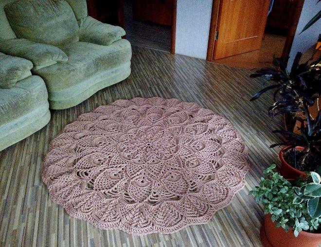 Многослойный коврик