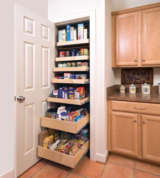 Обустройство ниши на кухне: несколько идей