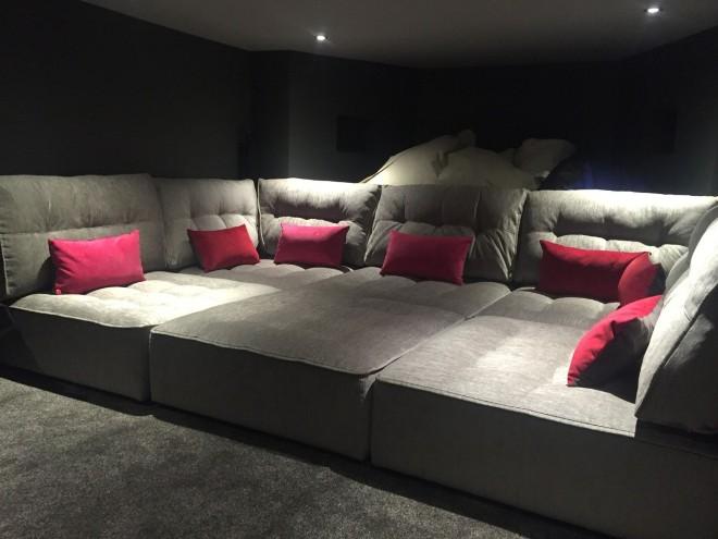 Подиум-диван