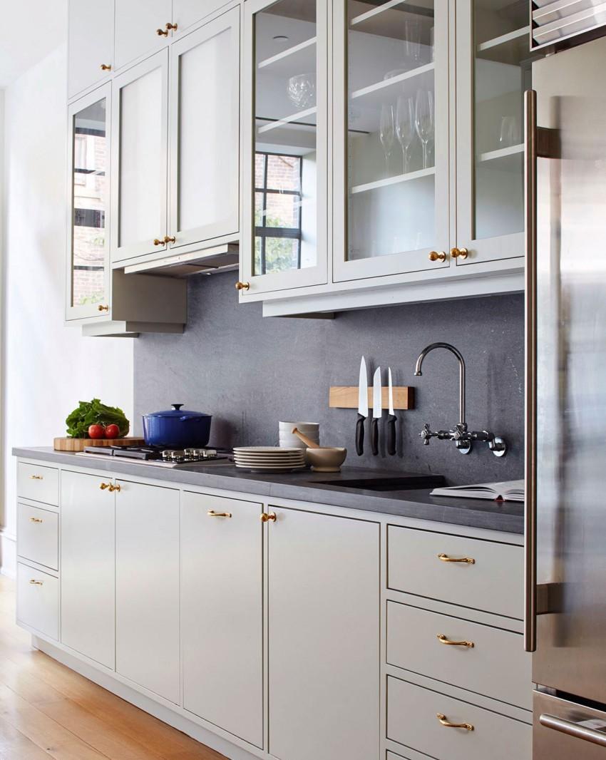 Кухня в современном итальянском стиле