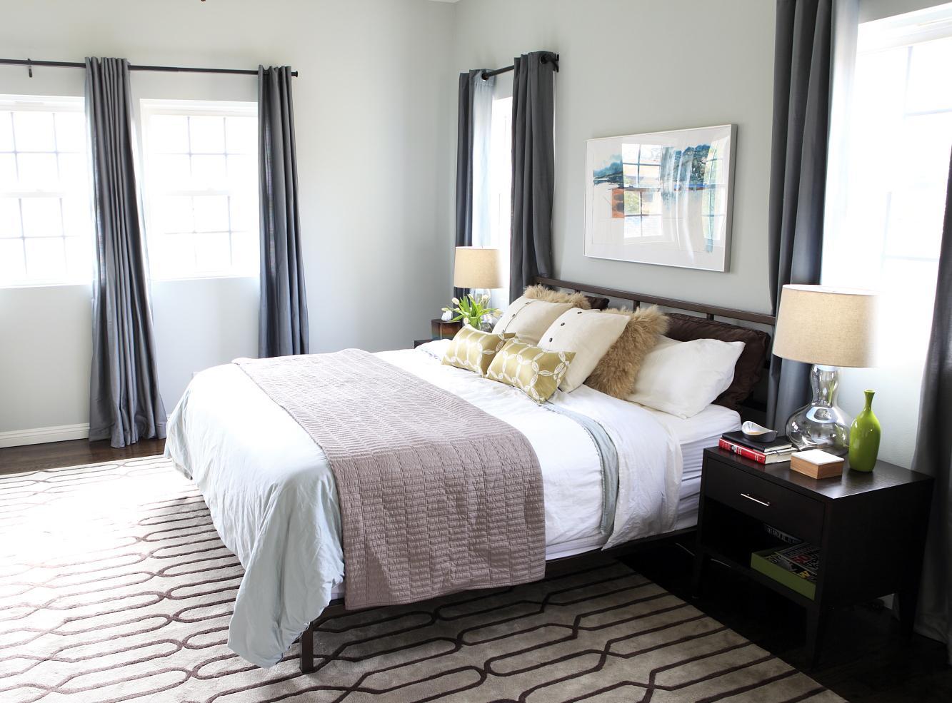 Кровать изголовьем к окну по фен шуй