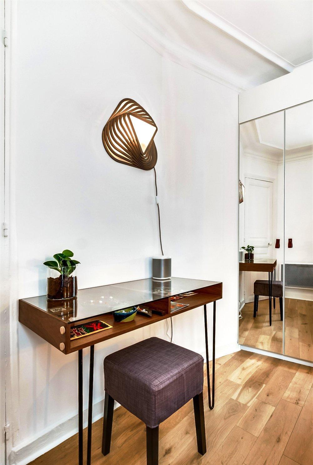 Обстановка прихожей однокомнатной квартиры