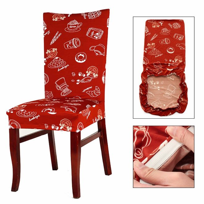 Разновидности моделей чехлов на стулья