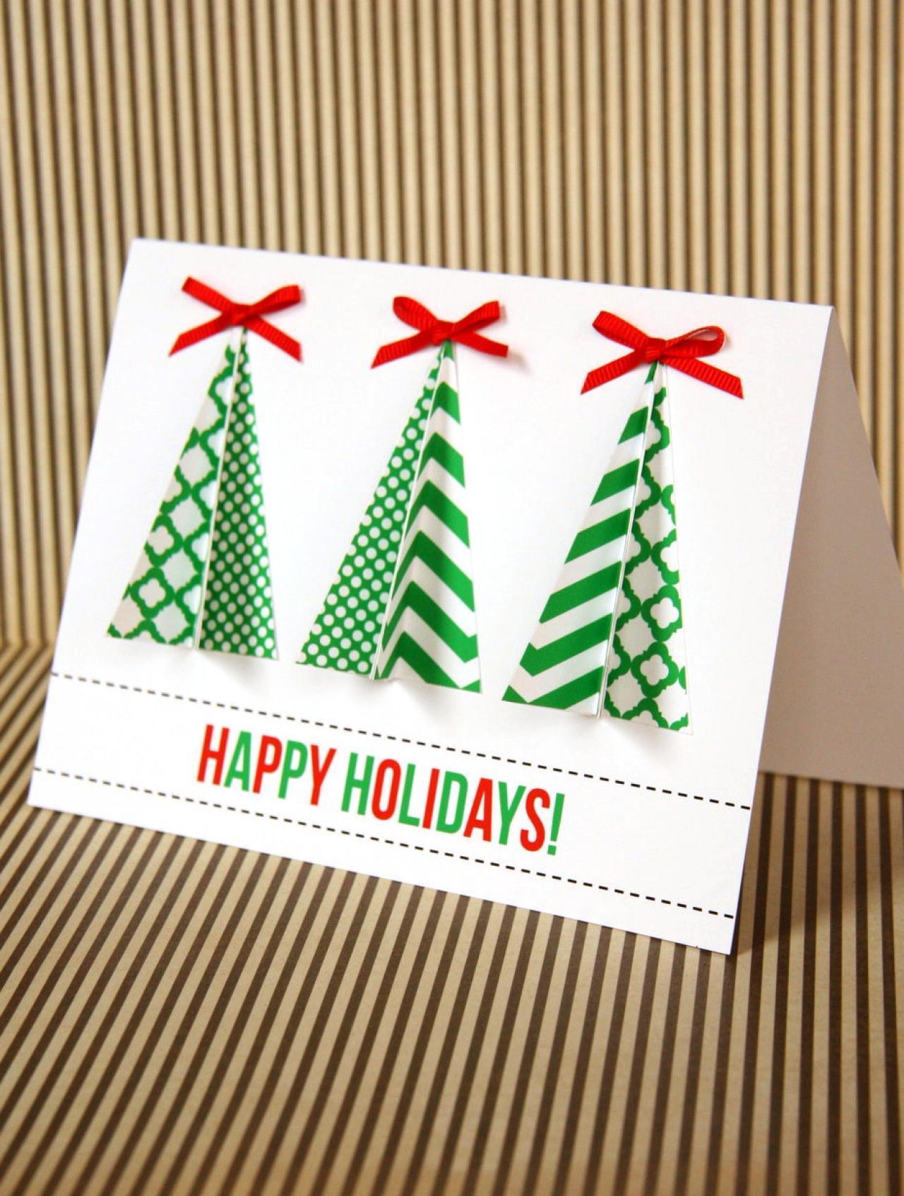 Объемные открытки на новый год, открыток конвертов блокнот