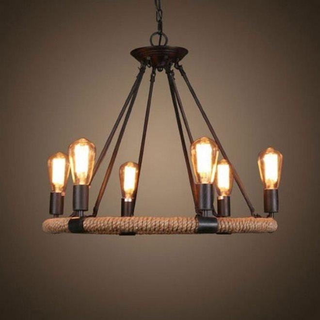 Лампы, люстры, торшеры, подсветка