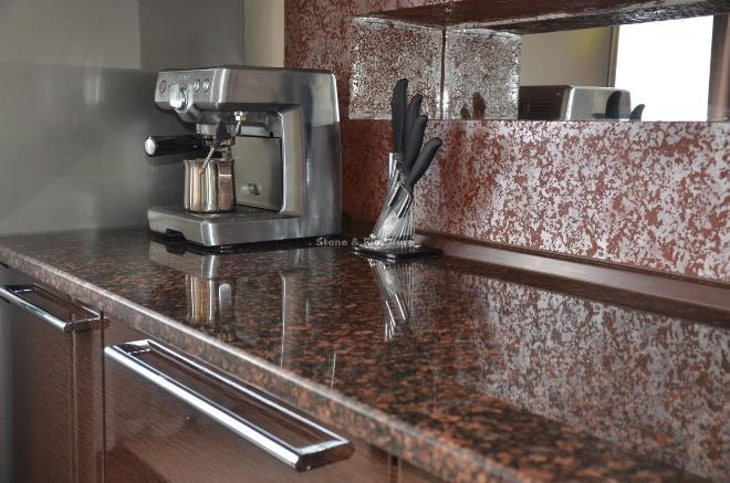 Виды столешниц на кухню