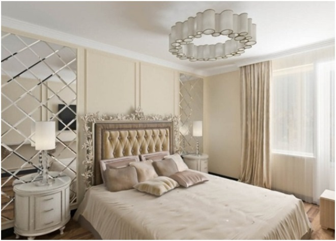 Дизайн спальни 20 кв. м