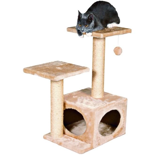 Виды домиков для кошек