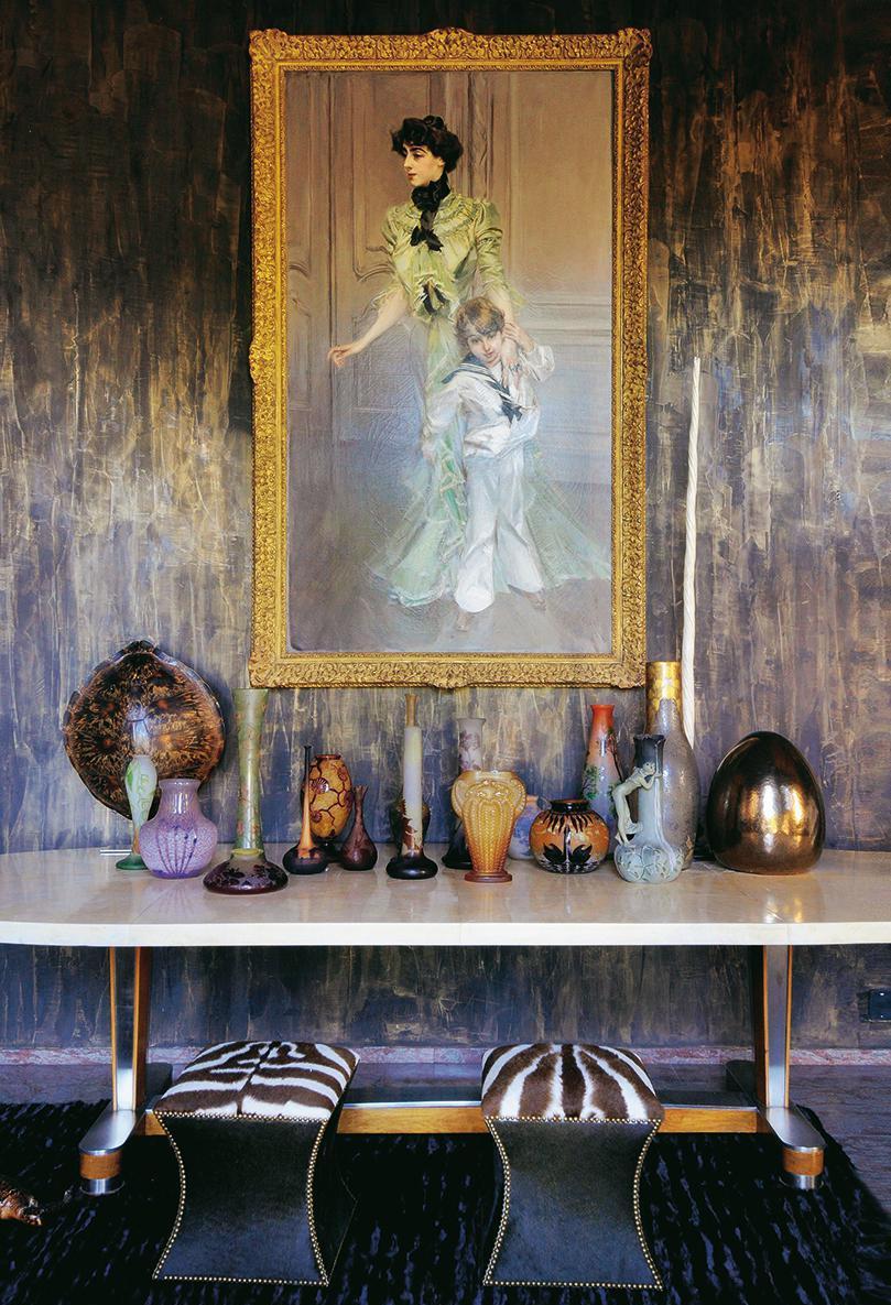 Итальянский стиль в декоре интерьера