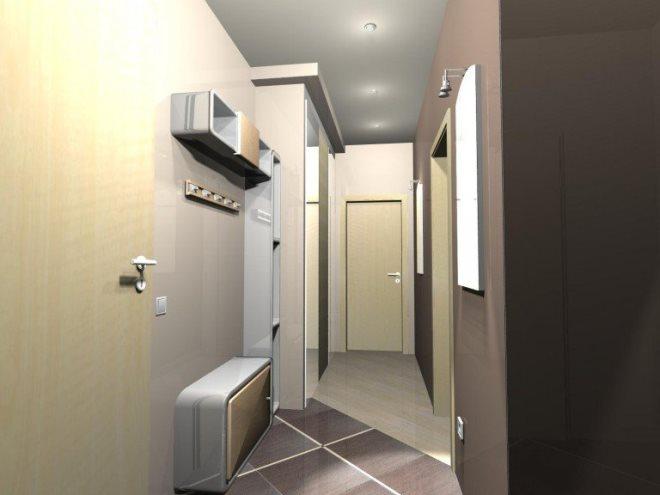 Главные требования для прихожих в узкий коридор