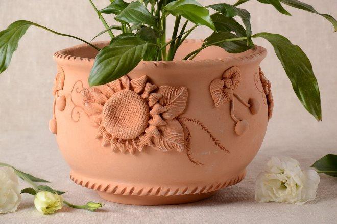 Глина или керамика