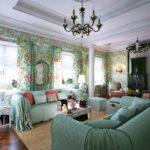 Гостиная в стиле прованс: особенности и нюансы
