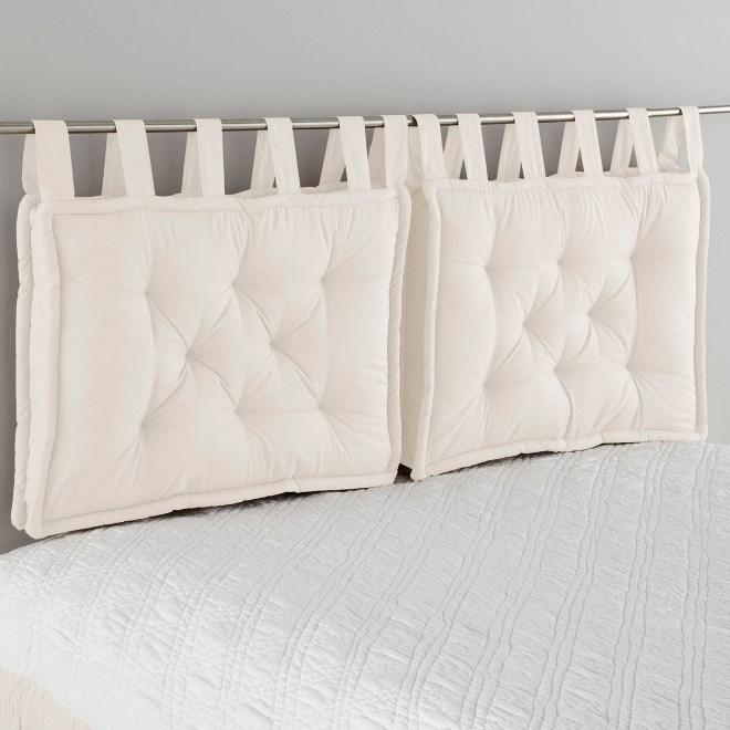Декоративные подушки-изголовья