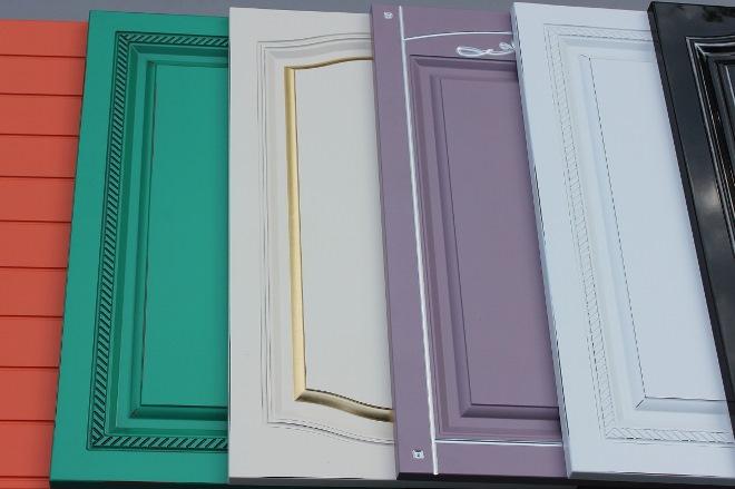 Краска для фасада: как покрасить кухню из МДФ в домашних условиях