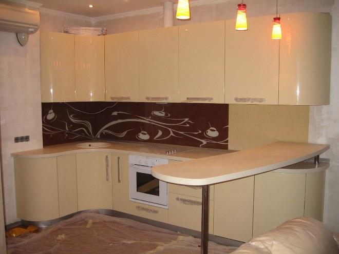 Выбор состава краски для кухонного гарнитура
