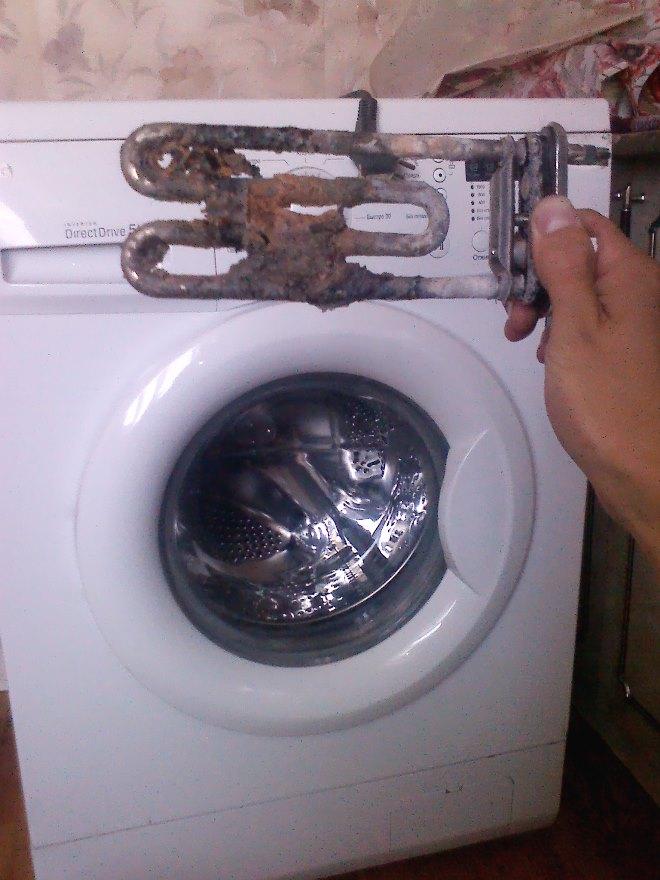 Профилактика нормального функционирования стиральной машины