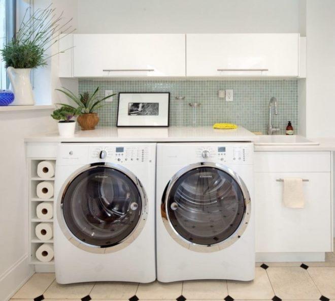 Как поставить стиральную машину
