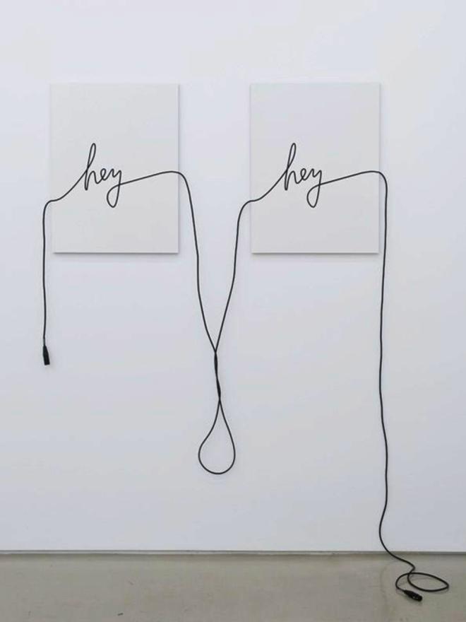 Варианты декорирования проводов