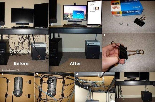 Как убрать провода от интернета