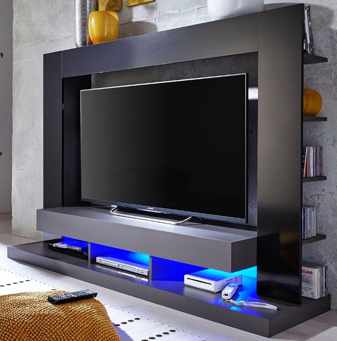 Как спрятать провода от телевизора