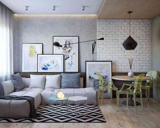 Как подобрать мебель по цвету к полу или к цвету стен