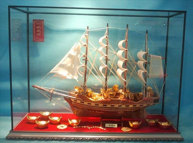 Корабли и лодки в картинах