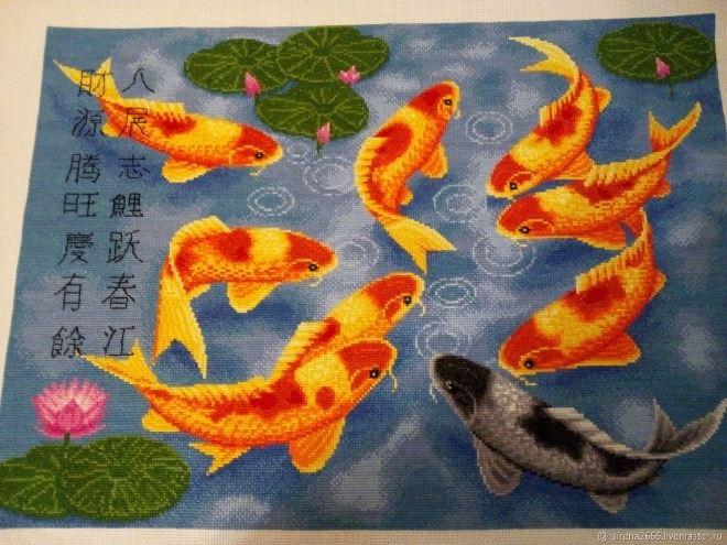 Рыбки как символ