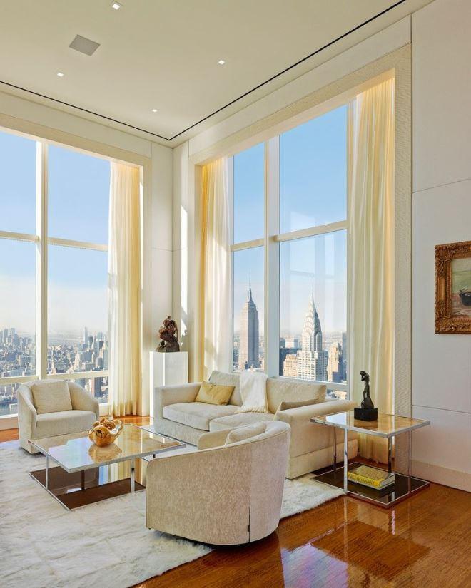 Классические панорамные окна