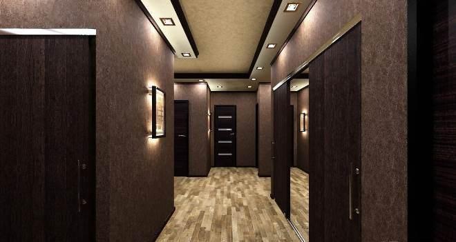 В коридоре или прихожей