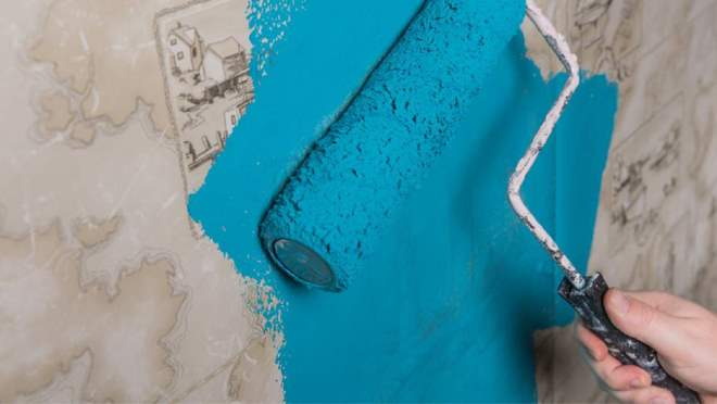 Акриловая краск