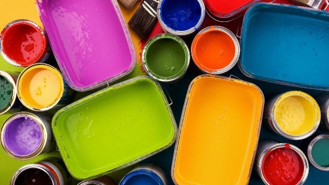 Краска для обоев