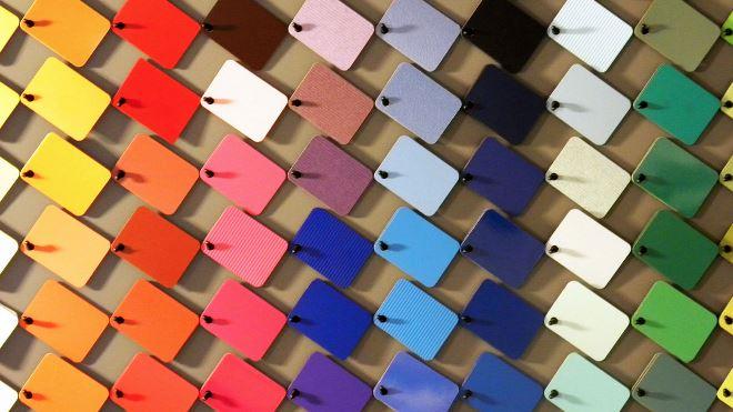 Типы красок для обоев