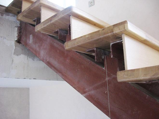Крепления лестниц