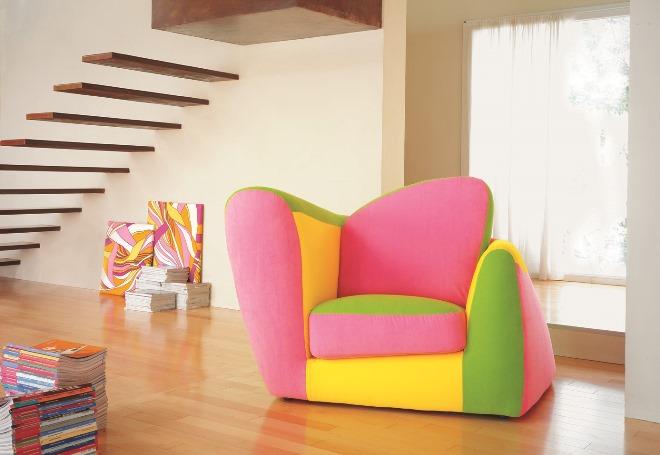 Дизайн детского кресла-кровати