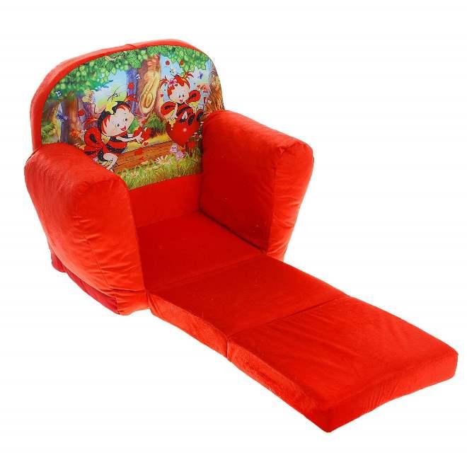 Разновидности детского кресла-кровати