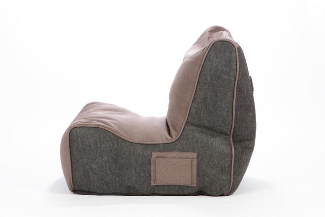 Уход за бескаркасным креслом