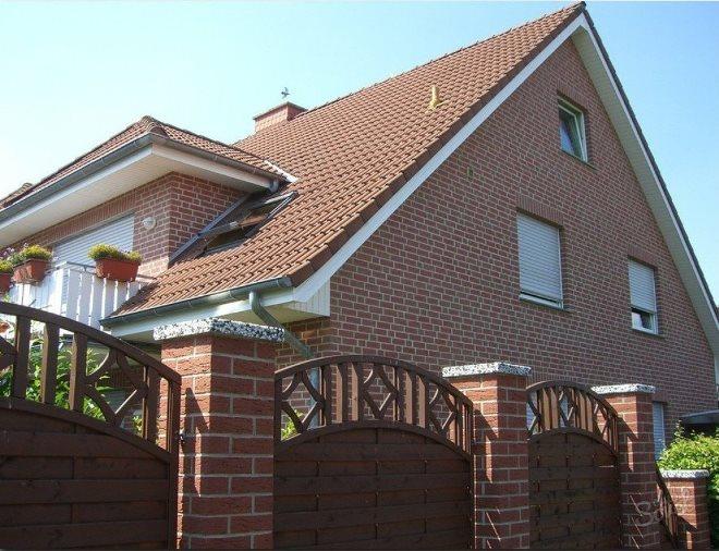 Двускатные крыши