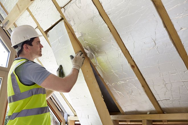 Отделка и утепление разных видов крыш