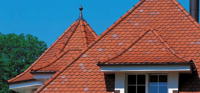 Шатровые крыш