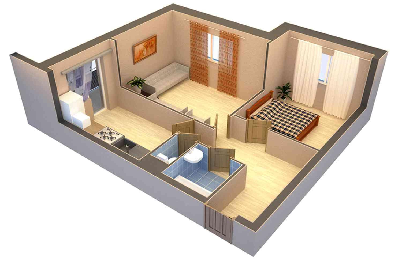 Как расставить мебель в спальне по фэн-шуй