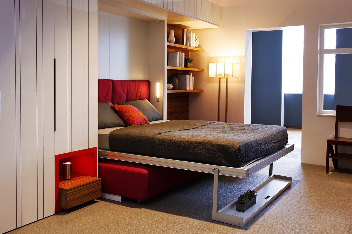 Мебель-трансформер для спальни