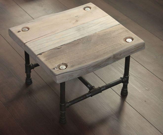 Как сделать мебель в стиле лофт своими руками